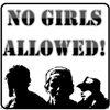 No Girls Allowed -  Man Chat Podcast