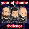 The Year Of Shame Challenge